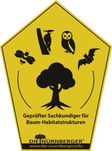 Sachkundiger für Baumhabitatstrukturen